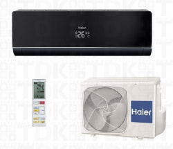 Haier HSU-09HNF203/R2-Black/ HSU-09HUN203/ R2 (LIGHTERA ON/OFF)