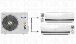 AUX AM2-H14/4DR1/AMWM-H09/4R1 (Free Match Inverter)
